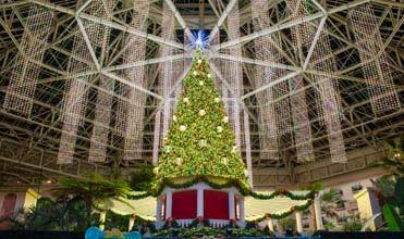 Opryland Christmas.Christmas At Gaylord Hotels